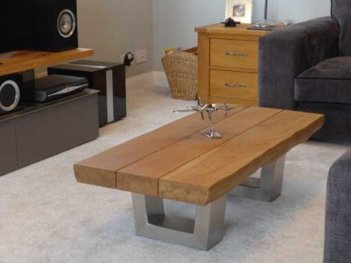 Industrial Coffee Table Project#309