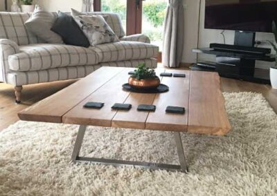Industrial Coffee Table Project#372