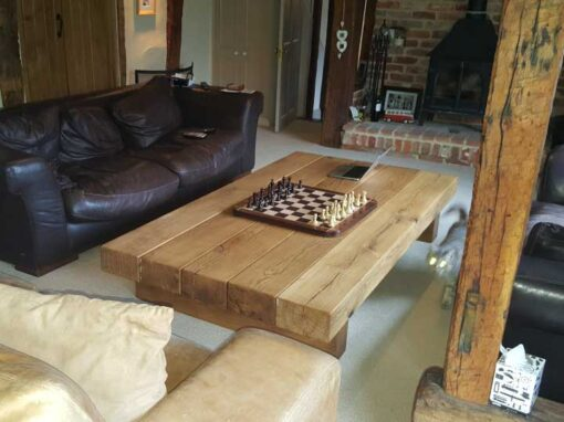 Large Low Coffee Table Abacus Tables