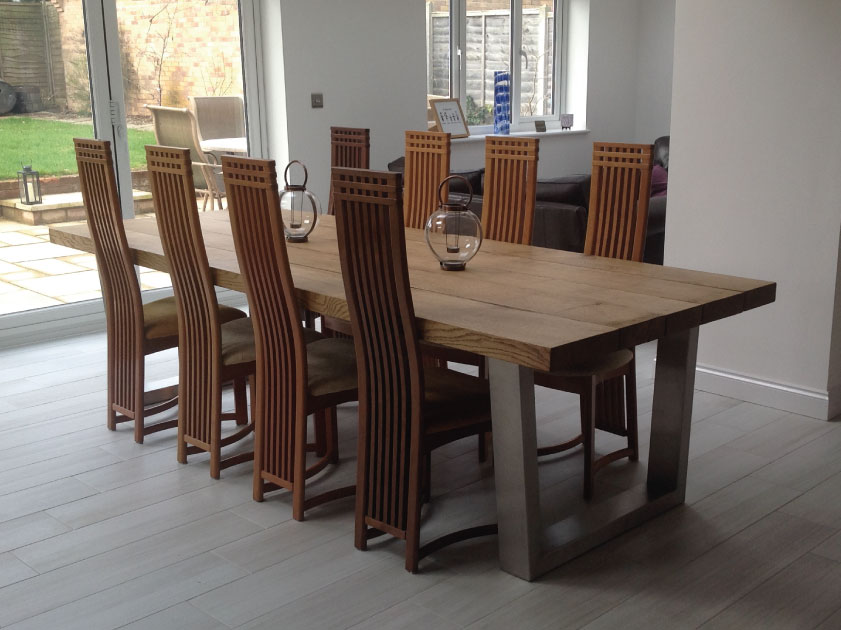Komodo Dining Table Abacus Tables