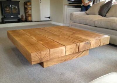Square Coffee Table Project#59