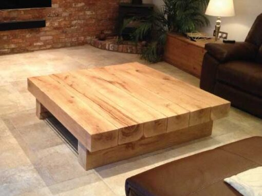 Square Coffee Table Project#67