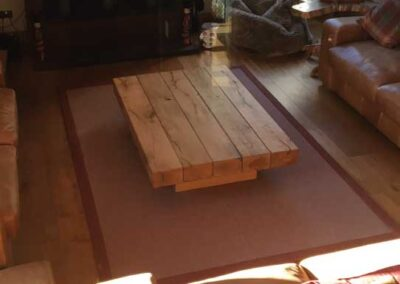 Rustic Coffee Table Project#259