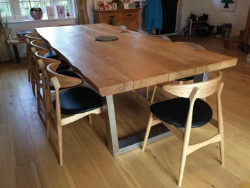 Rustic Dining Table Project#251