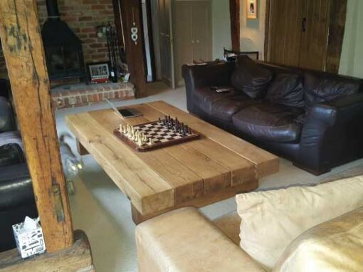 Rustic Coffee Table Project#334