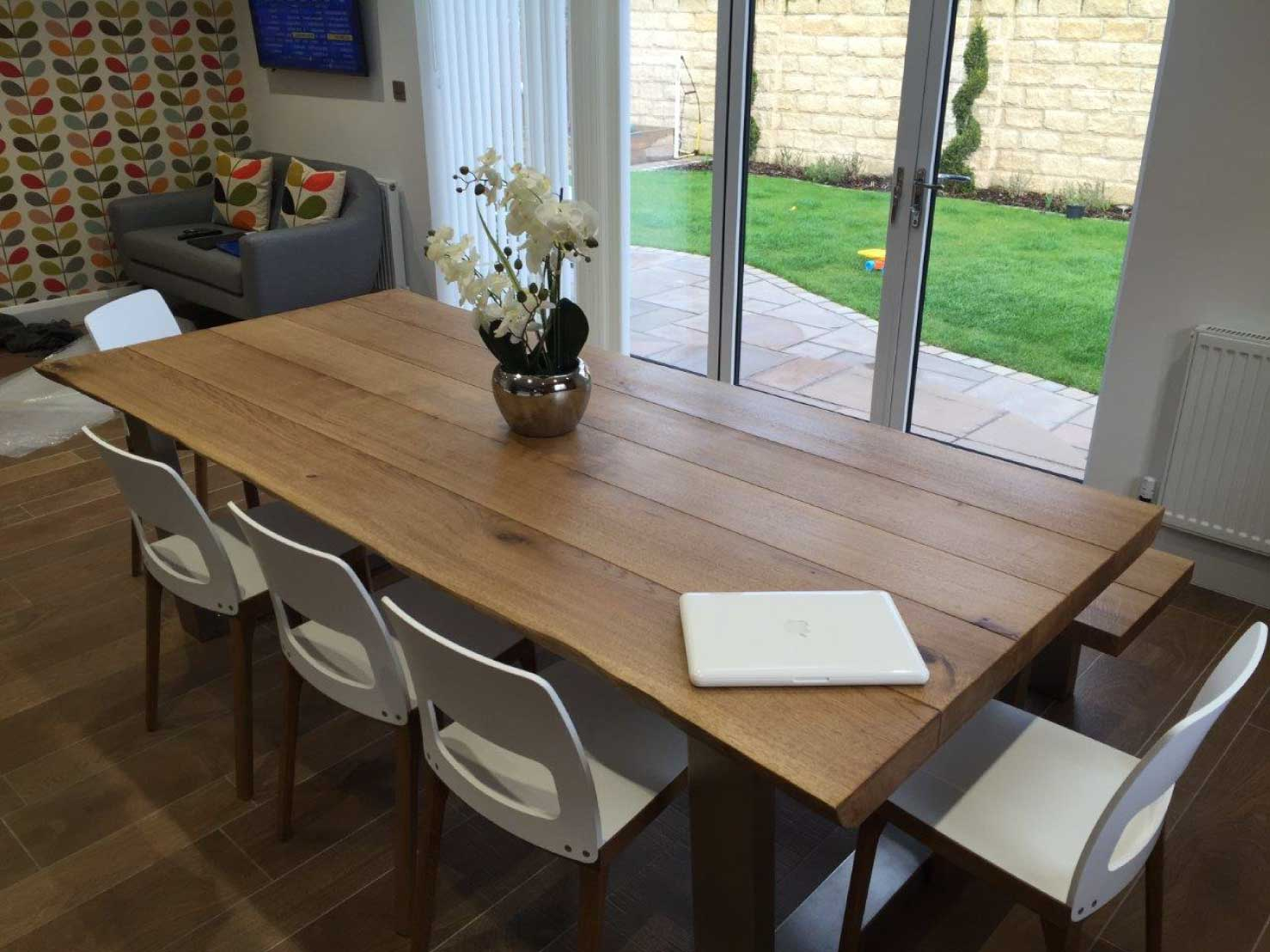 dining-table-set-from-abacus-tables-komodo-2.4m-matching-chairs-&-bench-project-341