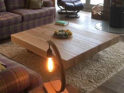 Chuncky Coffee Table Project#526
