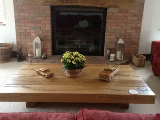 Chuncky Coffee Table Project#509