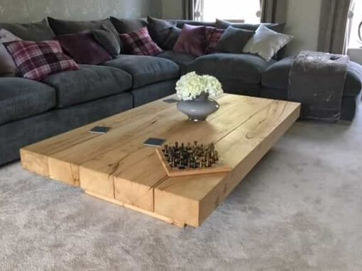 Chuncky Coffee Table Project#470