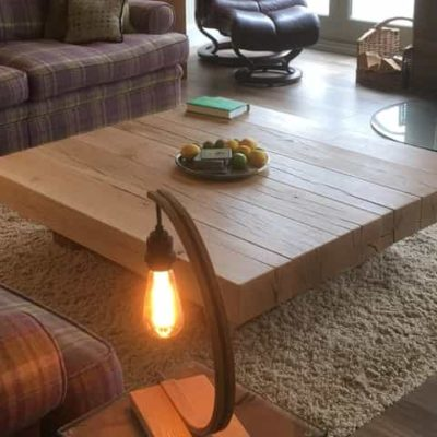 Chunky Coffee Table Project#526