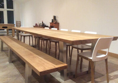 Large Dining Table Project#454