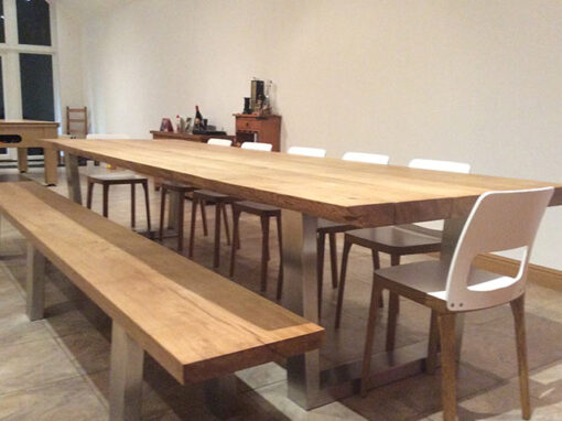 Large Dining Table And Chairs Abacus Tables