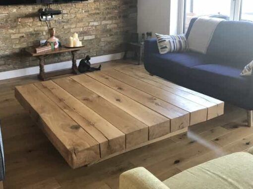 Large Coffee Table Project#466