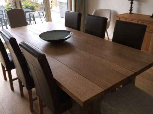 Large Dining Table Project#591
