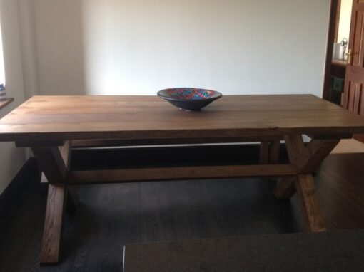Bespoke Dining Tables Project #509