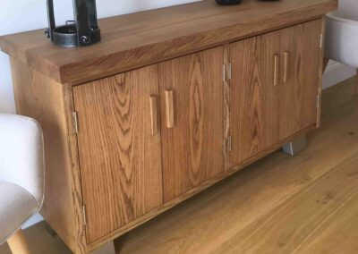 Oak sideboard Project#513