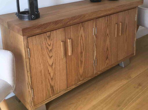 Oak sideboard Project#513