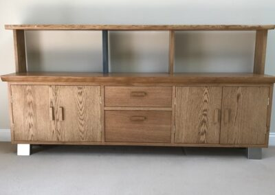 Oak sideboard Project#500