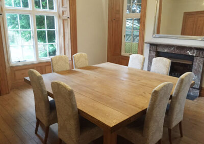 Farmhouse Dining Table Project#297