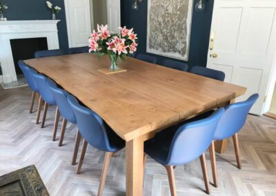 Farmhouse Dining Table Project#672