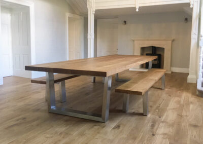 Large Dining Table Project#686