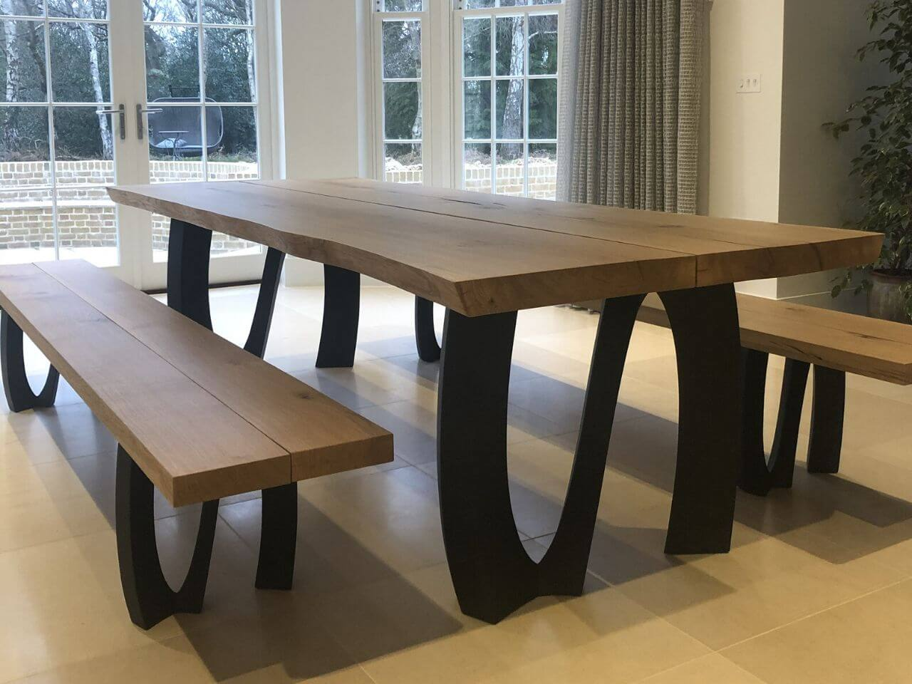 arrica dining table abacus tables