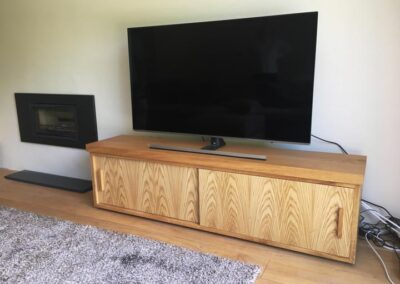 Oak TV Stands Project#791