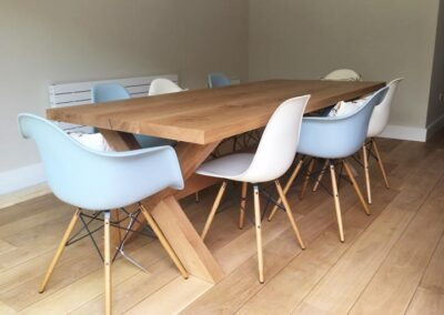 Bespoke Dining Table Project#791