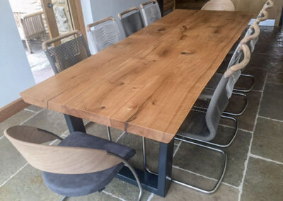 Rustic Dining Table Project #794