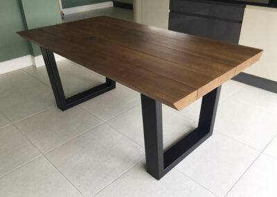 Industrial Dining Table Project #769