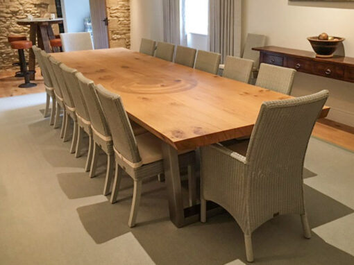 Large Dining Table Project #816