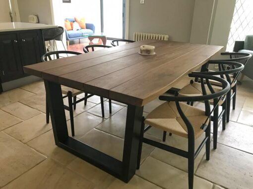 Rustic Dining Table Project#605