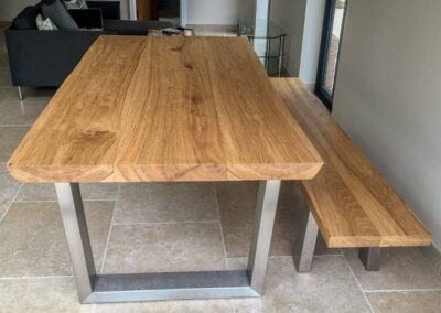 Industrial Dining Table Project#796