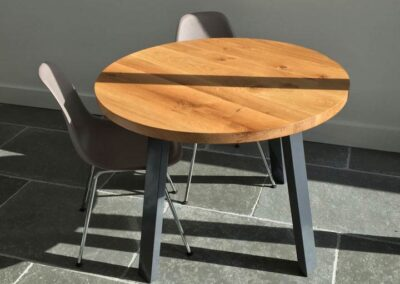 Industrial Dining Table Project#907-2