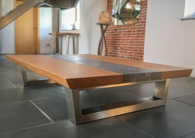 Industrial Coffee Table Project#867-1