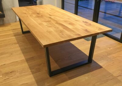 Large Dining Table Project#896