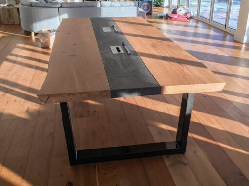 Industrial Dining Table Project#868