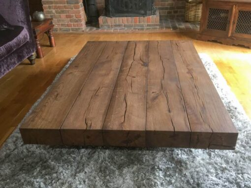 Chunky Coffee Table Project#900