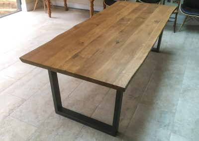 Rustic Dining Table Project#882