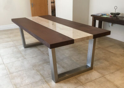 Bespoke Dining Table Project #895