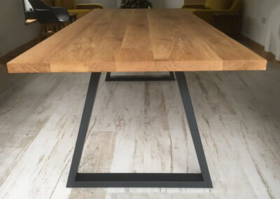 Industrial Dining Table Project #880