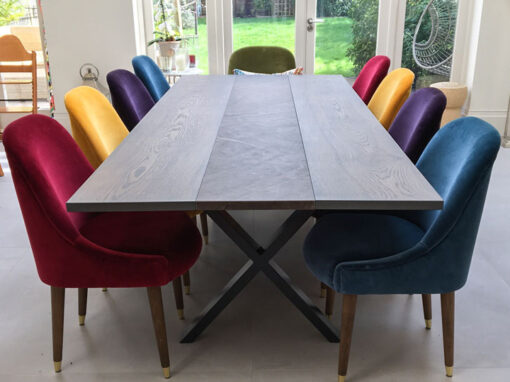 Bespoke Dining Tables Custom Dining Tables In The Uk Abacus Tables