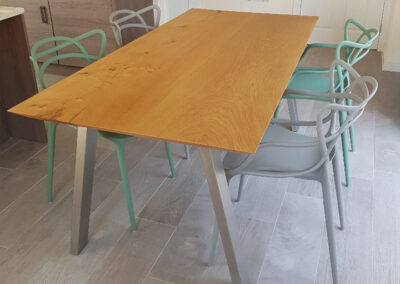 Industrial Dining Table Project #904