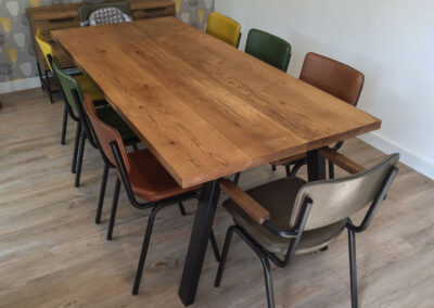 Industrial Dining Table Project#924