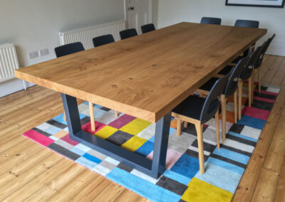 Large Dining Table Project#927