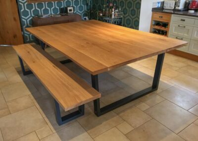 Large Dining Table Project#923