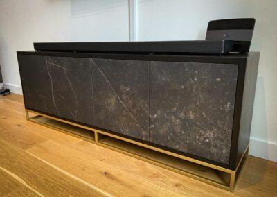 Bespoke TV Cabinet Project #967