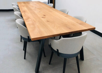 Large dining table Project #991