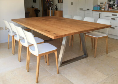 Large Dining Table Project #958