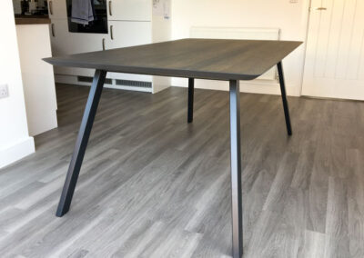 Industrial Dining Table Project #898